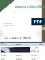 Tutorial Busqueda Bibliografica Pubmed