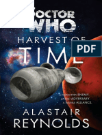 Doctor Who Harvest of Time by Alastair Reynolds - Excerpt