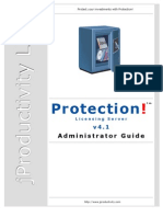 ProtectionLS Administrator Guide