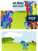 Ponies That Share
