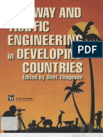 Highway and Traffic Engineering-486 Pages