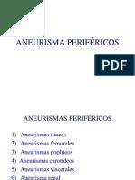 Aneurismas periféricos