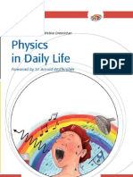 Physics in Your Daily Life