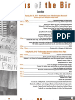 BCRI Youth Symposium Schedule