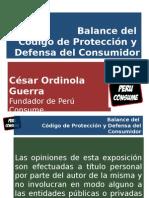 Balance Del Codigo - Cesar Ordinola - Peru Consume (1)