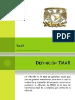 6 Estudio Financiero TMAR, VPN Y TIR