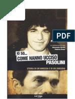 Pino Pelosi - Io So Come Hanno Ucciso Pierpaolo Pasolini