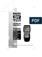 Manual de Scaner Obd1 y Obd2