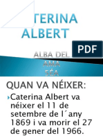 Power Point Caterina Alber t Alba