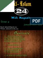Al- Islam 24 Web Magazine
