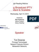Broadcast IPTV LightReading
