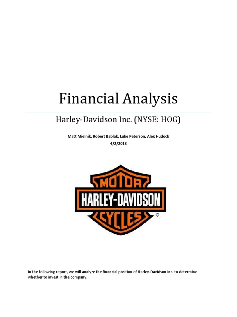 harley davidson industry outlook essay Bestessaywriterscom is a professional essay writing harleydavidsoncom and the global motorcycle industry this case discusses the success of harley-davidson and.