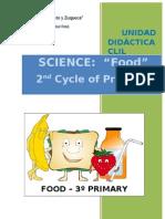 Unit Clil -FOOD- 2º Cycle