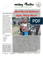 Parliamentary Monitor Newsletter Issue 8.13