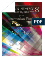 Mark Hayes - Jazz Hymns for the Intermediate Pianist