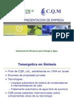 Presentacion Tenergetica CQM 092010com