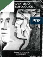 El trabajo de campo en la antropología mexicana_una...1996