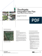 Southgate  Integrated SIte Plan Final April 1, 2013