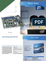 Desktop Board Dh61ho Classic Brief