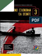Seguridad Ciudadana en debate Espanhol