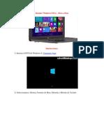 Instalar Windows 8 Pro