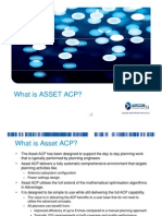 ASSET ACP Quick Summary