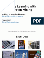 Online Learning with Stream Mining