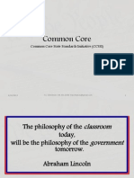 What Common Core Really Means for Pennsylvania
