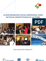 Informe Responsabilidad Social Empresarial