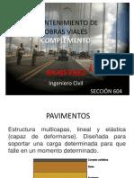 Clase Mtto Vias-mantenimiento Complemento