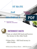 Interest Rate & Its Effect