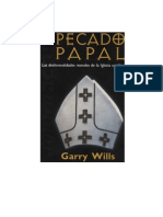 Wills, Garry - Pecado Papal