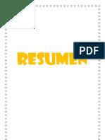 Resumen - Bbb