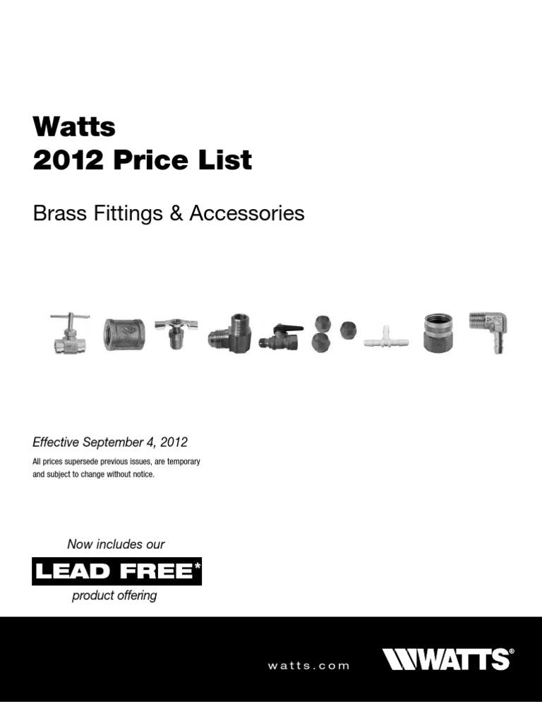 foto de PL BrassFittings | Implied Warranty | Damages