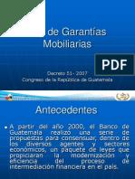 Ley Del Registro de Garantia Mobiliaria