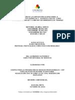 Estudios Ambientales Ruido Quimicos Pozos Chichimenes - Acacias Sept 2010