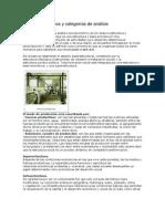Conceptos básicos y categorías de análisis socioeconómico