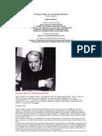 Alain Badiou - Ensayo Sobre La Conciencia Del Mal (40 Pp., 1993)