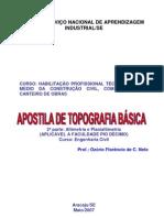 APOSTILA Topografia Senai