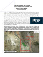 Origen de Los Sismos en La Region de Juarez-ojinaga
