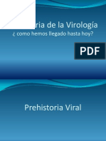 Clase Historia de La Virologia