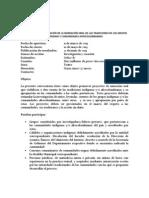 Convocatoria comunidades indígenas y afrocolombianas