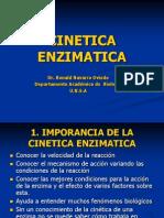 CINETICA ENZIMATICA 2013 enzimologia