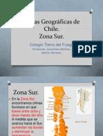 Zonas Geográficas- ZONA SUR