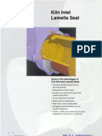 Kiln Inlet Lamella Seal FLS