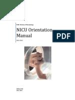NICU Handbook