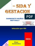 HIV – SIDA Y GESTACION