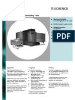 Compact System for Secondary Fuels