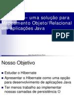 Hibernate Oswaldo
