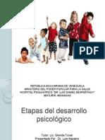 Psicologia. Luis Miguel Tema 2